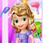 Cuidar el Pelo de la Princesa Sofía