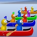 Pingüinos en Canoa: Multiplicar