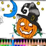 Pintar Dibujos de Halloween Online