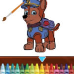 Colorear PAW Patrol