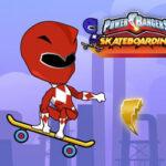 Power Rangers Skateboard