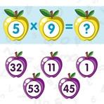 Practicar las Tablas de Multiplicar