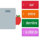Preposiciones de Lugar en francés