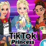 Princesas de Tik Tok