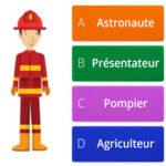 Profesiones en Francés