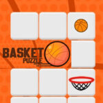Puzzle de Baloncesto Lógico