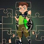 Puzzle Ben 10