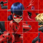 Puzzle Deslizante de Ladybug