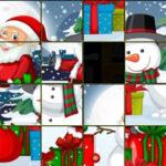 Rompecabezas Deslizante de Navidad