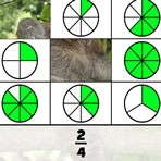 Puzzle de Fracciones