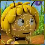 Puzzles de la Abeja Maya