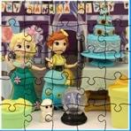 Puzzle de Princesas