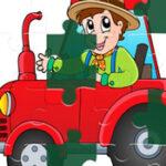 Puzzles de Tractores