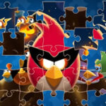 Puzzles Angry Birds