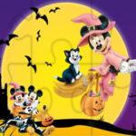 Puzzles de Disney en Halloween