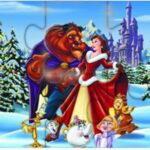 Puzzles de Disney en Navidad