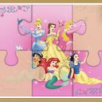 Puzzles de Princesas Disney Online