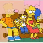 8 Puzzles de los Simpsons