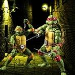 Puzzles de las Tortugas Ninja