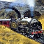 Puzzles de Viajes en Tren