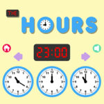 Relojes para aprender las horas