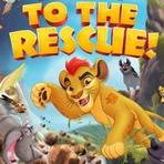 Rey León al Rescate