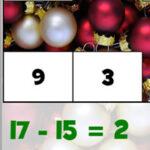 Restas en Navidad (hasta 20)