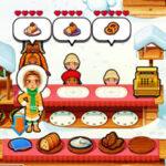 Restaurante de Emily en Navidad