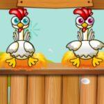 Reto con Amigos: poner huevos