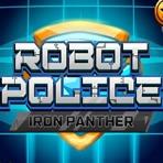Robot Policía Pantera de Hierro