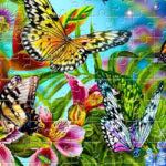 Rompecabezas para Adultos: Mariposas