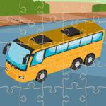 Rompecabezas Online de Autobús