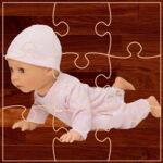 Rompecabezas de Muñecas Bebé
