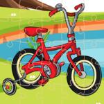 Rompecabezas de Bicicletas