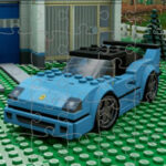 Rompecabezas de Coches de Lego