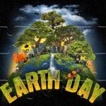 Rompecabezas del Día de la Tierra