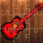 Rompecabezas de Guitarras