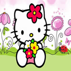 Rompecabezas de Hello Kitty