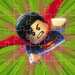 Rompecabezas de Lego Superhéroes