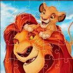 Rompecabezas de El Rey León