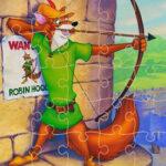 Rompecabezas de Robin Hood