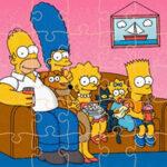 Rompecabezas de los Simpsons Online