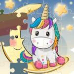 Puzzles Online de Unicornios