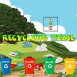 Separar la Basura y Reciclar