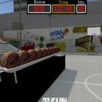 Simulador Baloncesto 3D