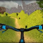 Simulador de Bicicleta MTB