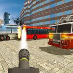Simulador de Camión de Bomberos