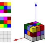 Sudoku 3D 9 colores