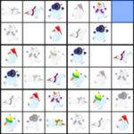 Sudoku de Muñecos de Nieve