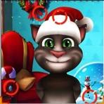 Encuentra diferencias Navidad con Tom